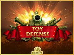 Toy Defense HD Free for iPad