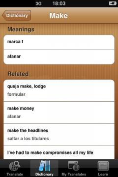 Translator (iPhone)