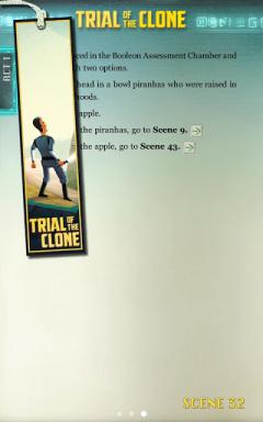 Trial of the Clone for Android
