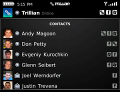 Trillian (BlackBerry)