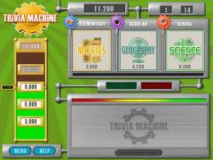 Trivia Machine for Palm OS