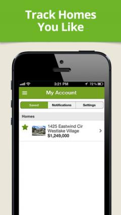 Trulia Real Estate for iPhone/iPad