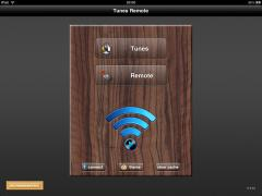 Tunes Remote for iPad