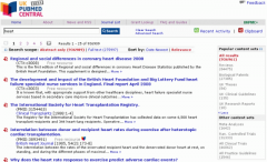 UK PubMed Central (UKPMC) search - Firefox Addon