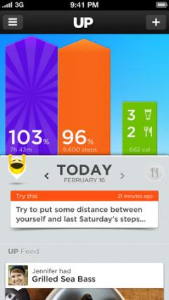 UP by Jawbone for iPhone