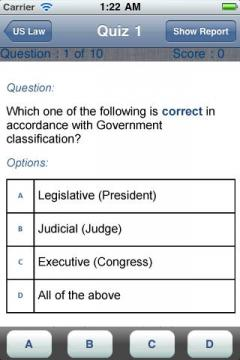 US Law (iPhone)