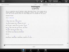 Ultimate Guitar Tabs HD for iPad