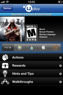 Uplay for iOS