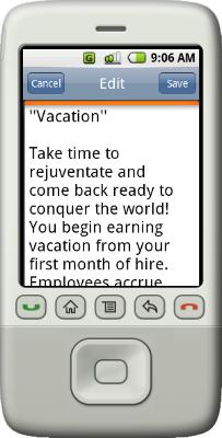 Upvise Workspaces
