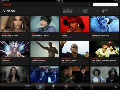 VEVO HD for iPad