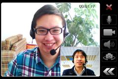 VSir Video Call for iPhone