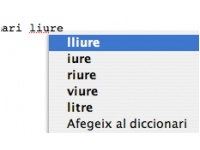 Valencian Catalan Dictionary - Firefox Addon