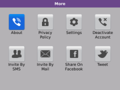 Viber for BlackBerry