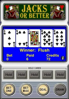 Video Poker (iPhone)