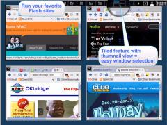 VirtualBrowser for Chrome