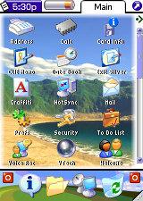 Vista Silverscreen Theme
