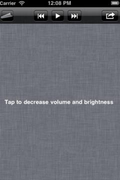 Volume Tap