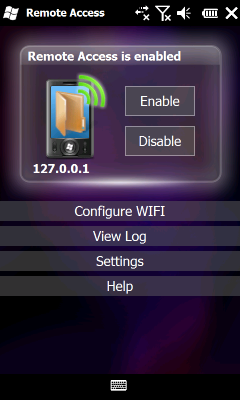 WIFI Remote Access Basic