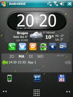 WMD-NextApps Widget for Androkkid