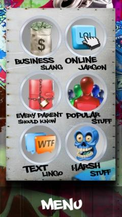 WTF Net Slang Dictionary (Android)