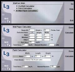 WallCalc for Nokia 9500/9300