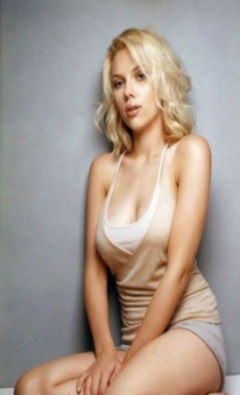 Scarlett Johansson Theme
