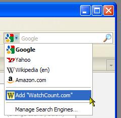 WatchCount.com - eBay's Most Popular/Watched Items! - Firefox Addon