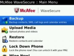 McAfee WaveSecure (BlackBerry)