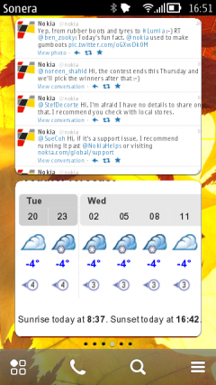 Webview Widget for Symbian