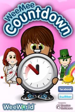 WeeMee Countdown