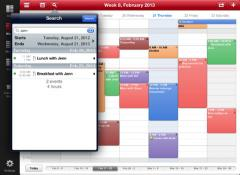 Week Calendar HD for iPad