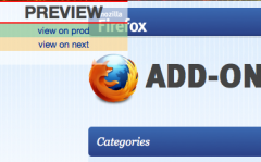 Where Am O? - Firefox Addon