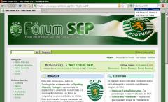 Wiki Forum SCP - Firefox Addon