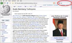 Wikipedia bahasa Indonesia (id) - Firefox Addon