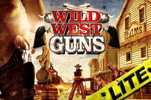 Wild West Guns Lite - Широко открытые границы ждет вас, ковбой. . Какие пр
