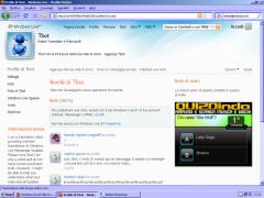 Windows Live Contact - Firefox Addon