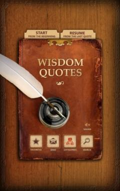 Wisdom Quotes HD - Free (Android)
