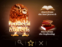 Wonderful Proverbs (BlackBerry)