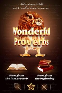 Wonderful Proverbs Free (Android)