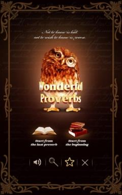 Wonderful Proverbs HD - Free (Android)