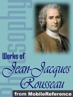 Works of Jean-Jacques Rousseau (BlackBerry)