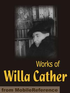 Works of Willa Cather (Palm OS)