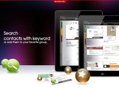 WorldCard HD Lite for iPad
