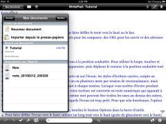 WritePad Francais