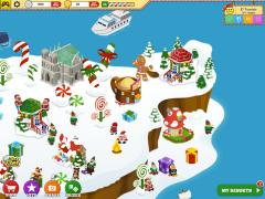 X-Mas Resort For iPad