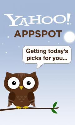 Yahoo! AppSpot for Android