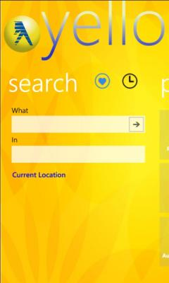 Yellow Pages (Windows Phone)