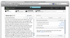 YouVersion - Firefox Addon