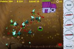 Zombie Attack! Free for iPhone