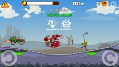Zombie Road Trip for iPhone/iPad
